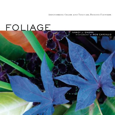 Foliage By Ondra, Nancy J./ Cardillo, Rob (PHT)